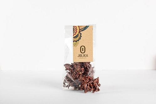 רושה שקדים קלויים בשוקולד
