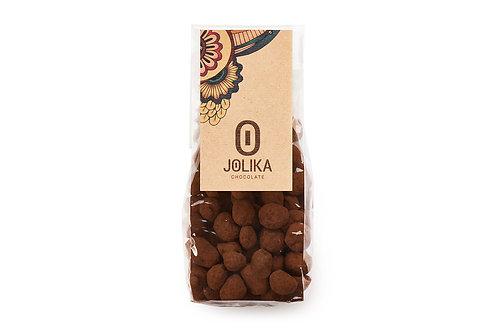 פולי קפה בשוקולד מריר