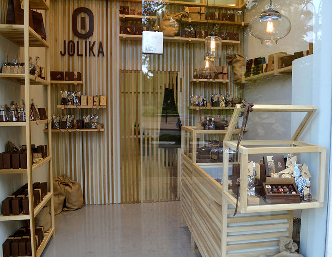 ג׳וליקה חנות פנים