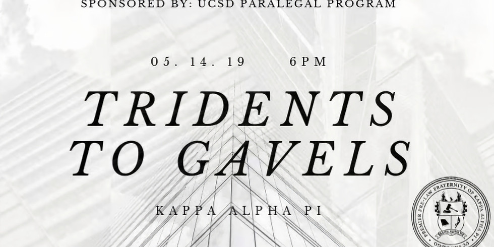 Tridents To Gavels