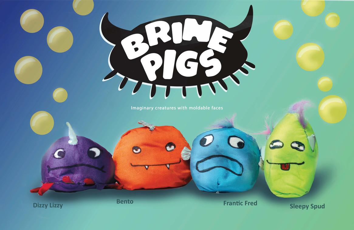 Brine Pigs
