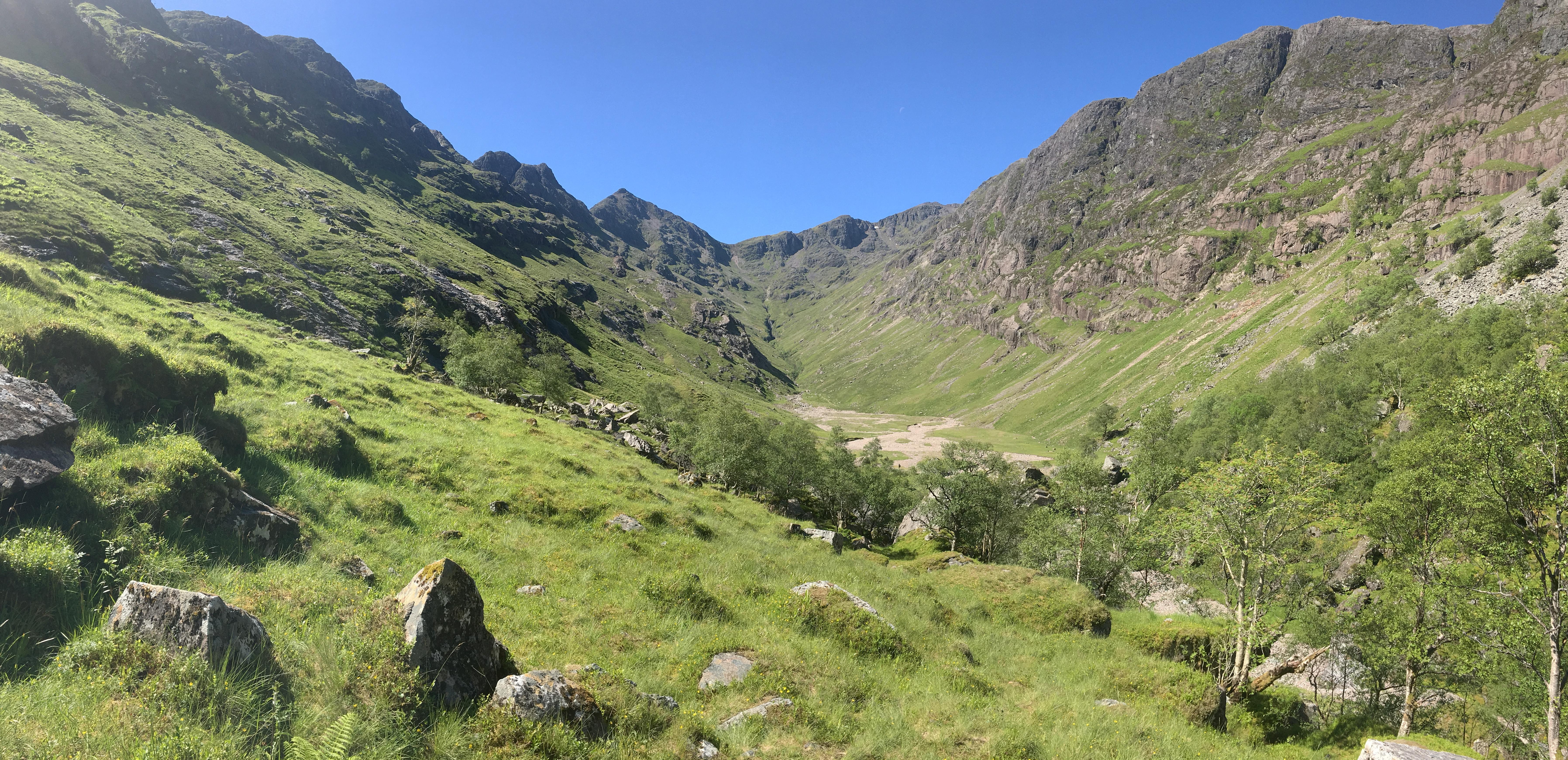 Lost Valley - Glencoe