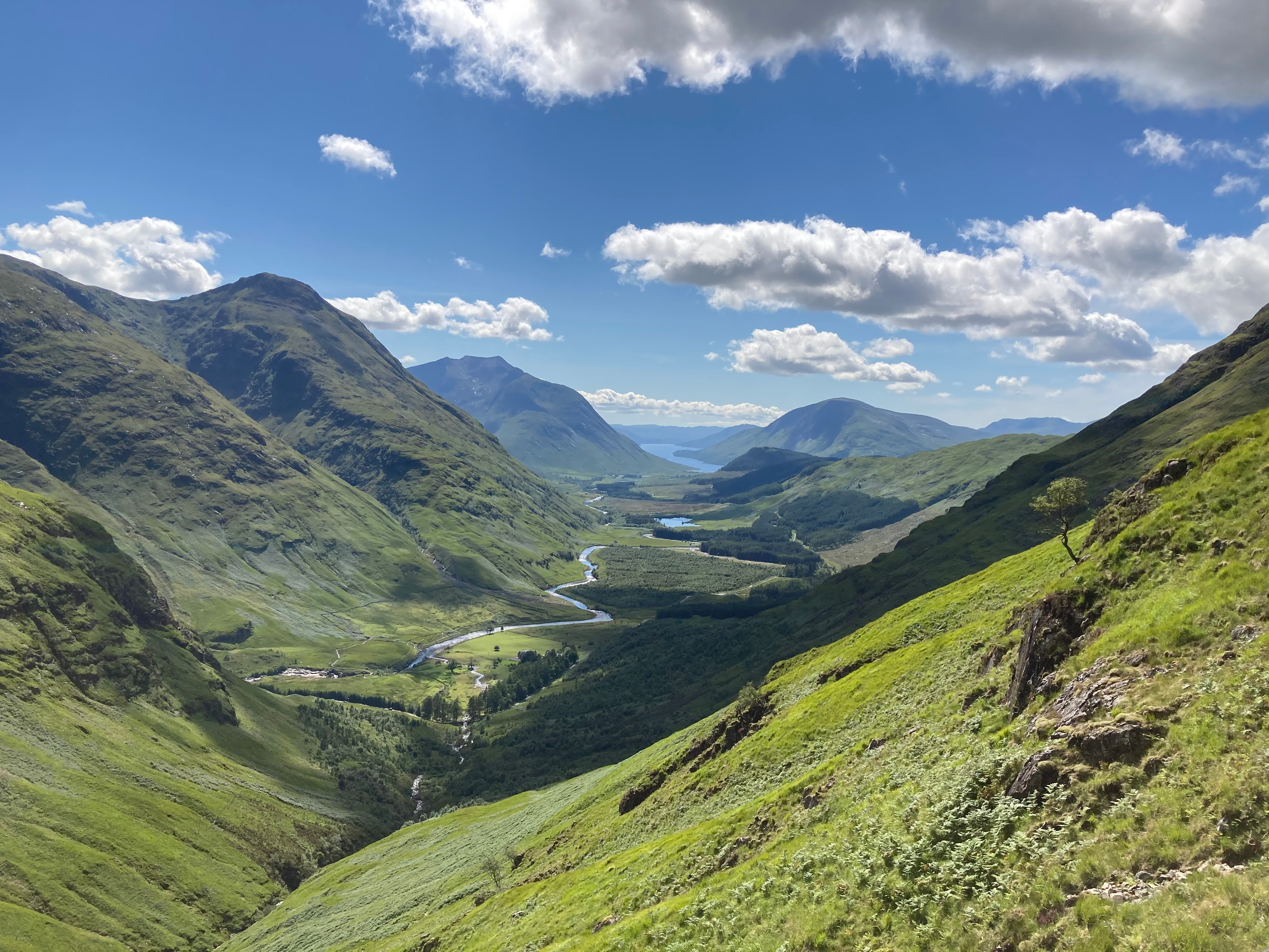 Two Lairigs