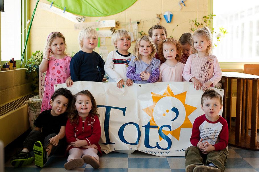 Rhode Island Preschool, totscooperative.org