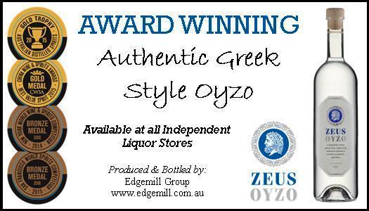 Zeus Ouzo, Arktika Vodka Edgmill Grp