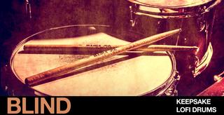 Keepsake - LoFi Drums