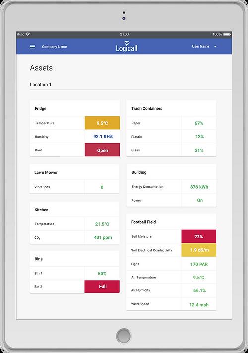 Logicall Software iPad Screenshot.png