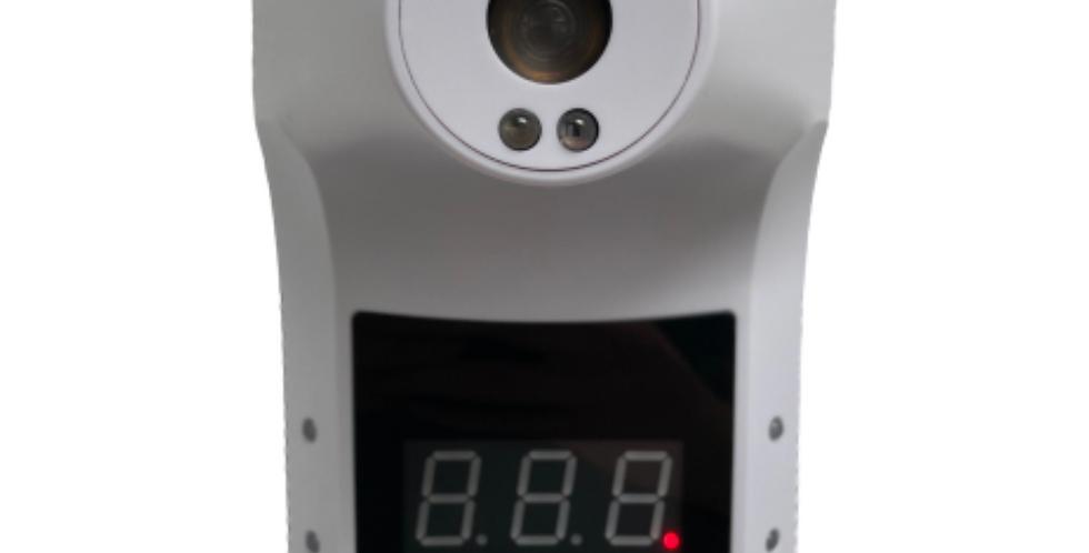 Wall mounted Temperature Checker