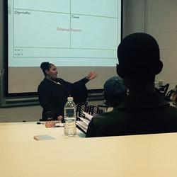 Training on the SWOT Analysis