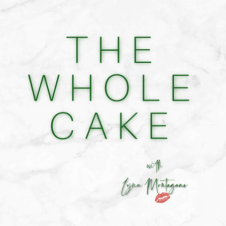THE ONE WITH ALL THE CAKE