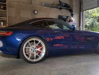 2016Mercedes GTS AMG