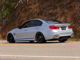 2016 BMW F80 M3