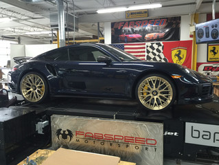 2017 Porsche 991.2 Turbo S