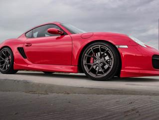 2012 Porsche 987 Cayman