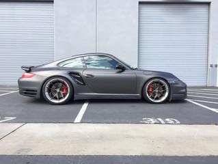 2010 Porsche 997 Turbo