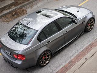 2011 BMW E90 M3