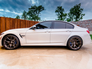 2017 BMW F80 M3