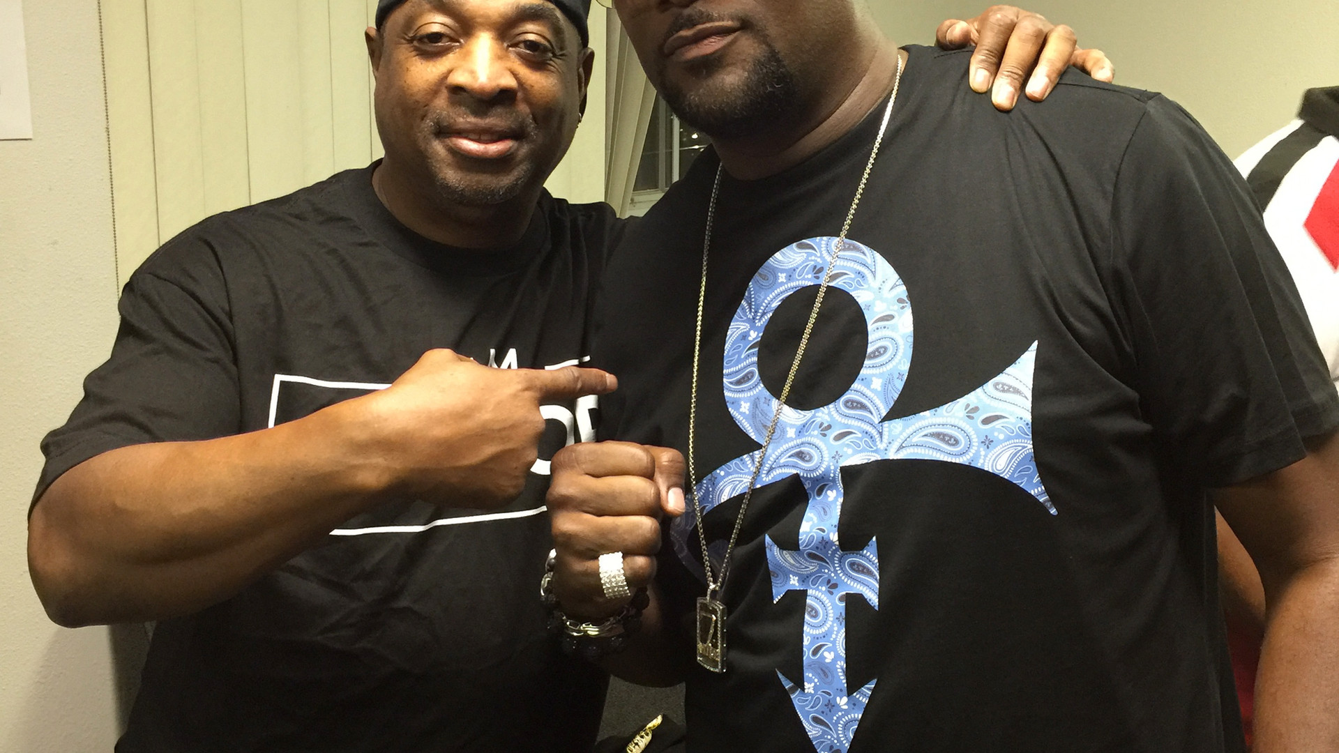 Trick Trick and Chuck D PE