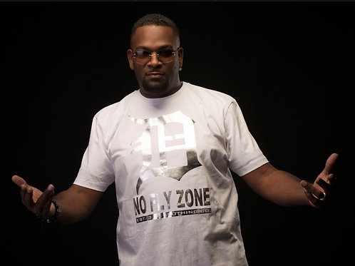 NO FLY ZONE T-SHIRT