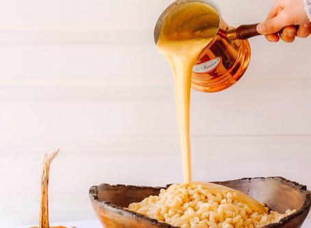 Vegan Pumpkin Mac and Cheese | RECIPE