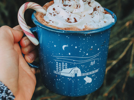 Dairy-Free Hot Chocolate | RECIPE