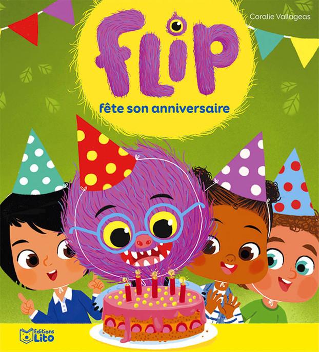 Flip fête son anniversaire