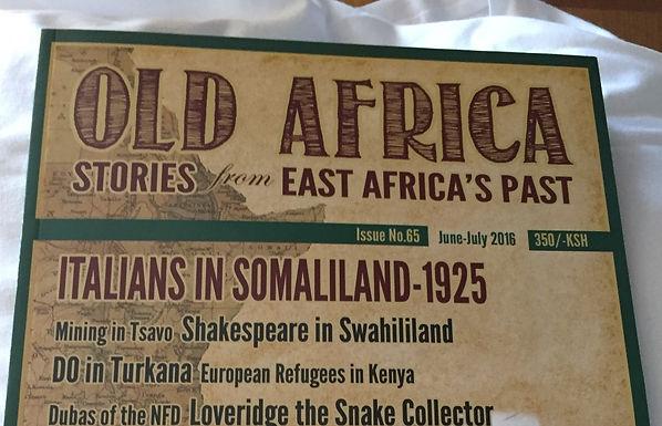 Old Africa Magazine