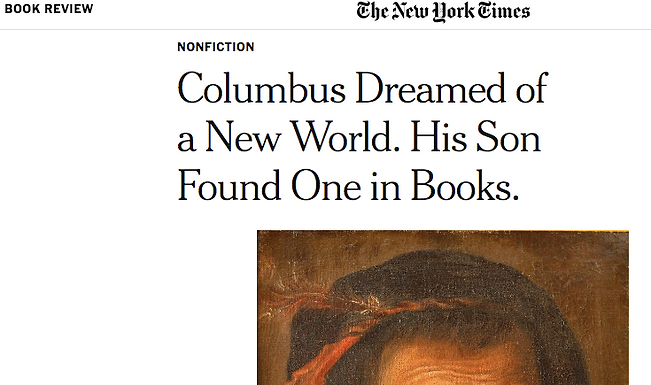 """""""Magnificent""""--Irina Dumitrescu reviews 'Catalogue' in the New York Times"""