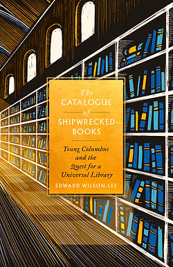 THE CATALOGUE OF SHIPWRECKED BOOKS in The Guardian
