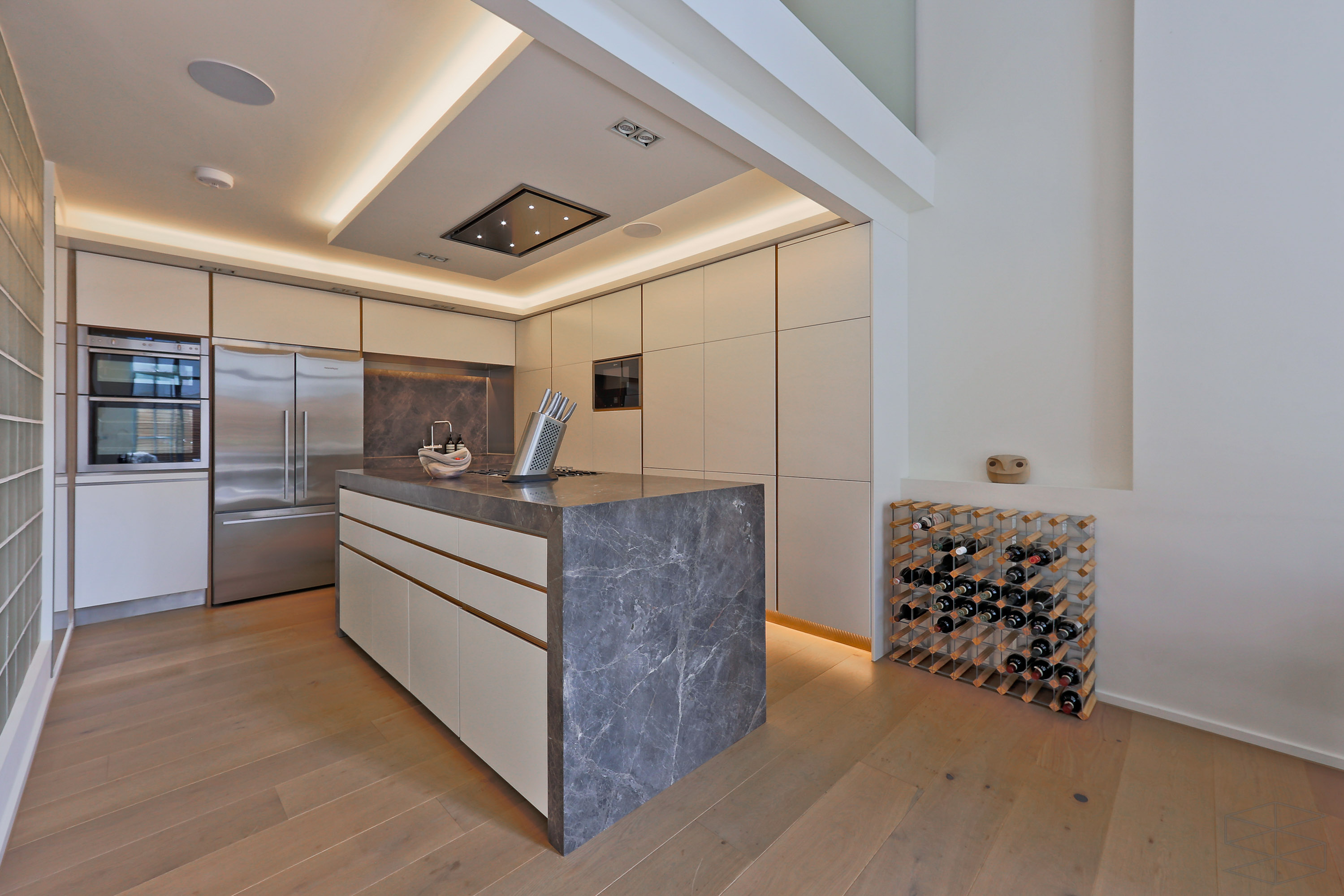 Plan C Bespoke Kitchen Islington