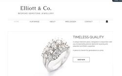 Elliot & Co Cherry Sites Homepage