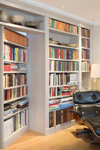 Bespoke Bookcase by Plan C