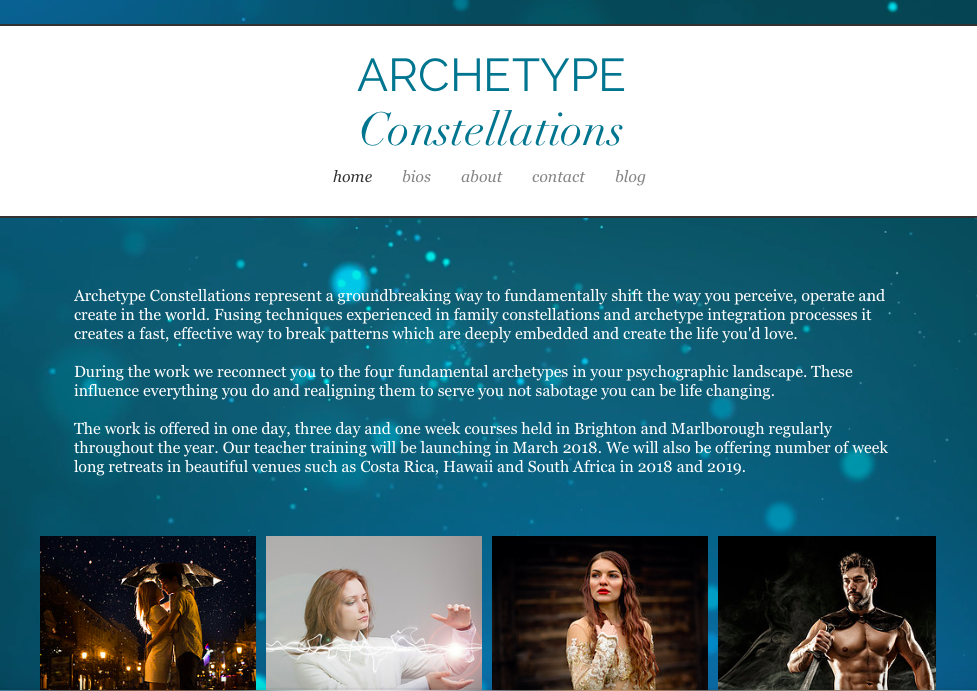 Archetype Constellations
