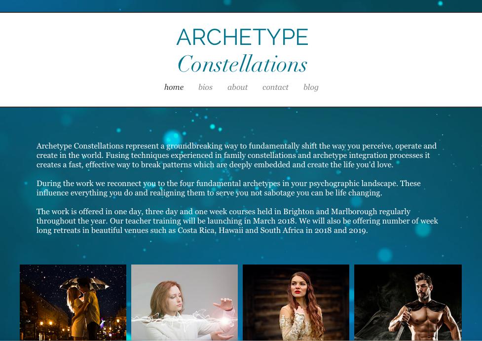 Archetype Constellations