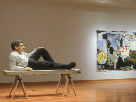 On The Nerman Museum's Permanent Collection