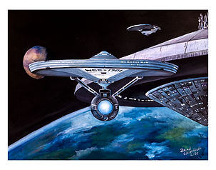 Stealing the Enterprise