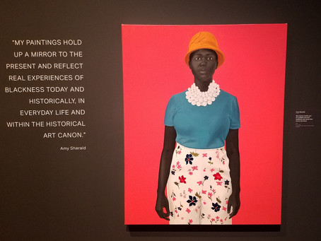 Finding Humanity in Shades of Gray: The Work of Amy Sherald