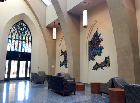 A New Space: Whitney Forsyth in Atrium Art