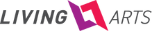 living arts logo