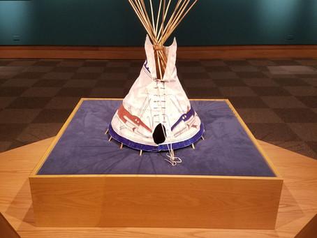 American Indian Artists Exhibit