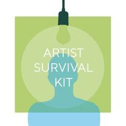 Artist survival kit logo