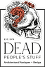 Dead People's Stuff Logo
