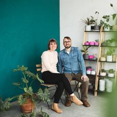 Drew and Mel Morgan, The Makerage
