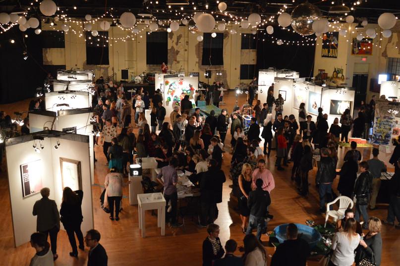 Momentum exhibition