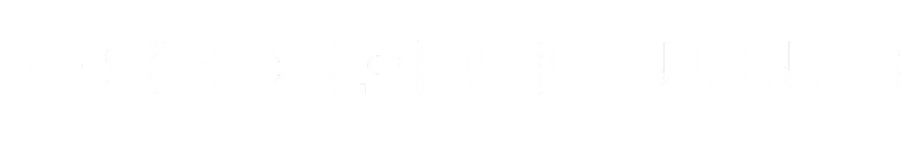 The School of Music Business logo