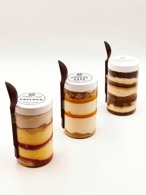 Dessert Jars - Pick Up Only