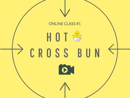 Hot Cross Bun VIDEO & RECIPE