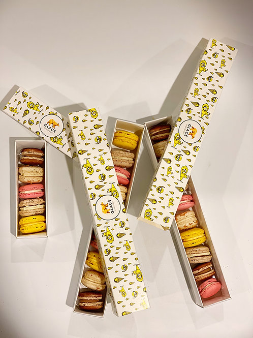 Macarons pack of 5 - Pick Up Only