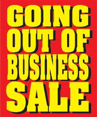 Need Help Going out of Business?