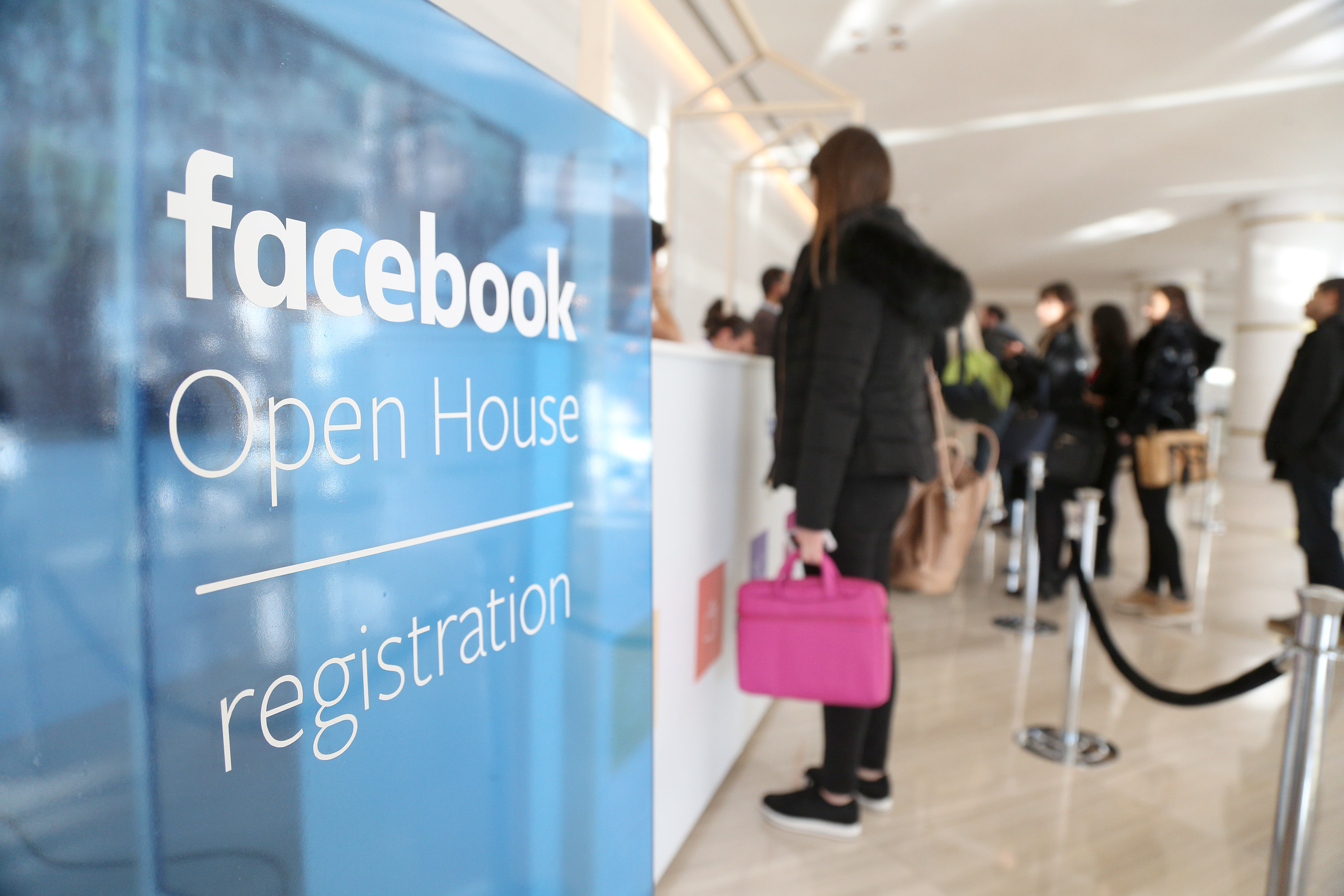Facebook Open House 2016